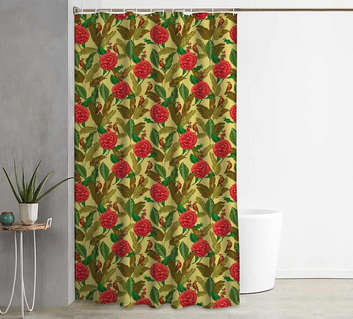 India Circus Bayrose Romance Shower Curtain