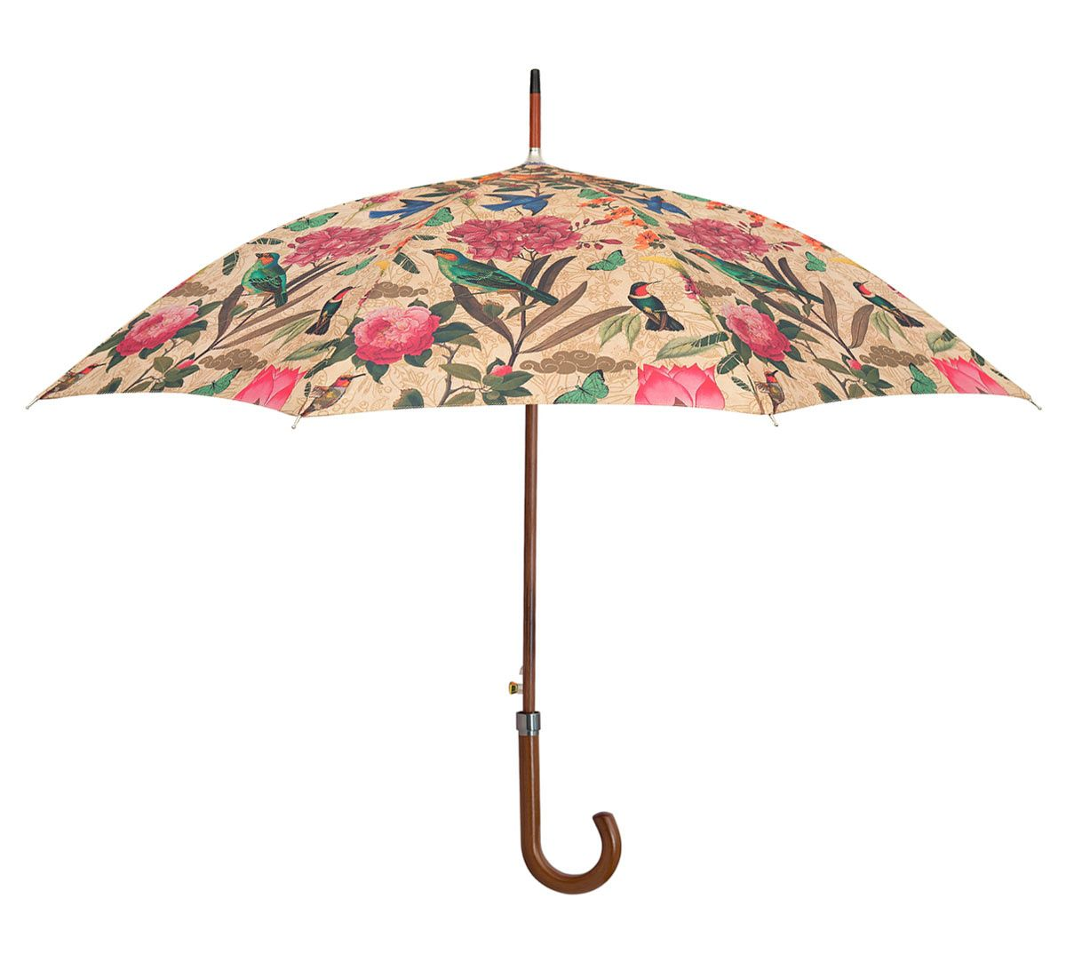 India Circus Bird Land Umbrella