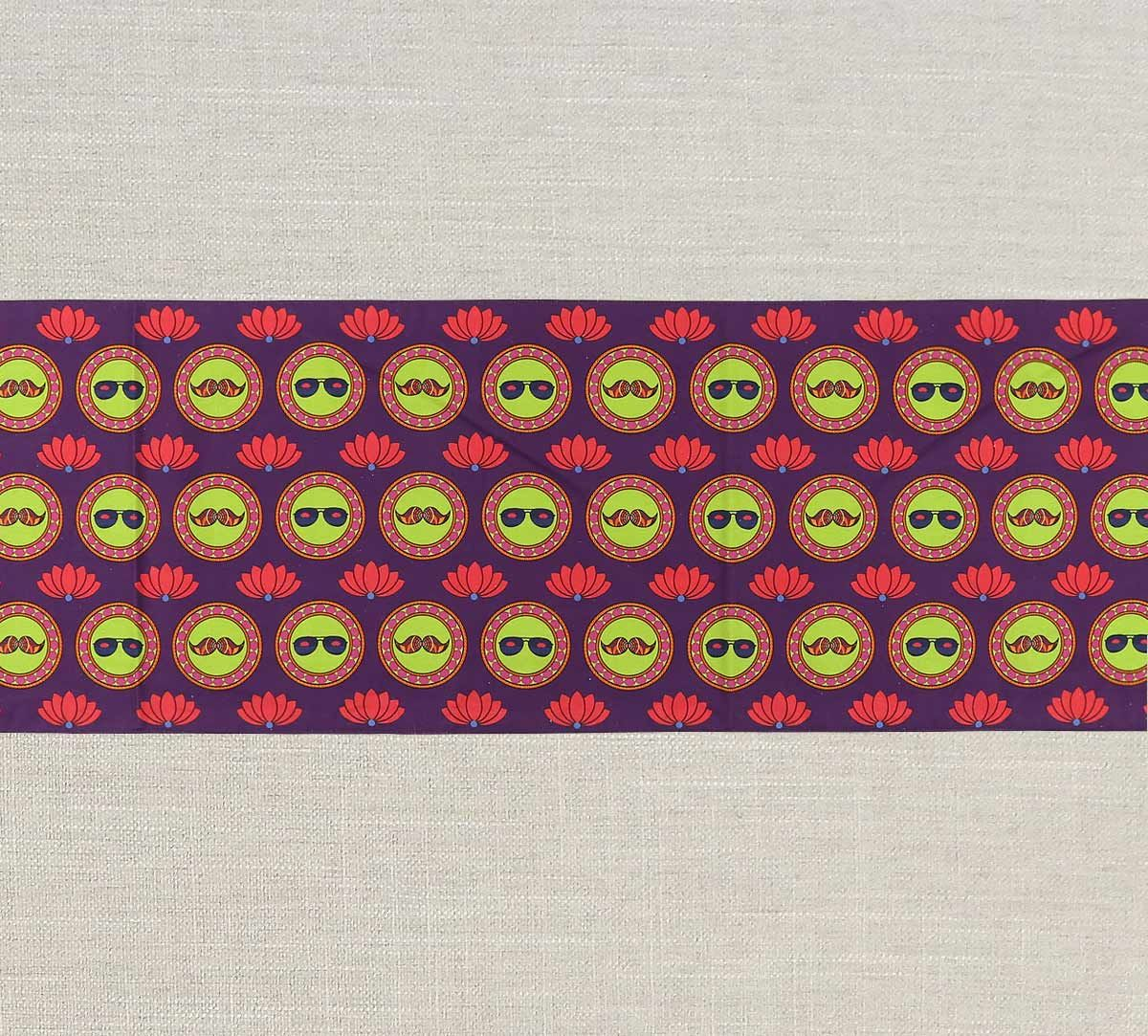 India Circus C'est La Vie Bed Runner and Table Runner