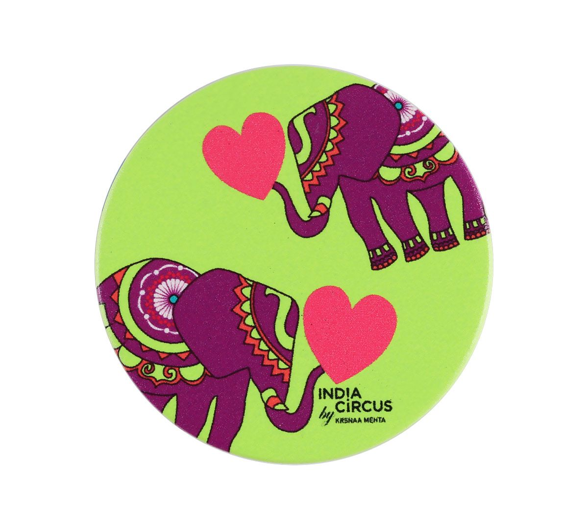 India Circus Colourpop Haathi Popsocket