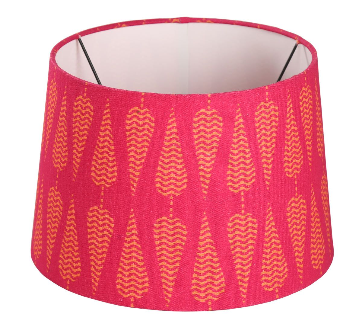 India Circus Conifer Spades Conical Lamp Shade