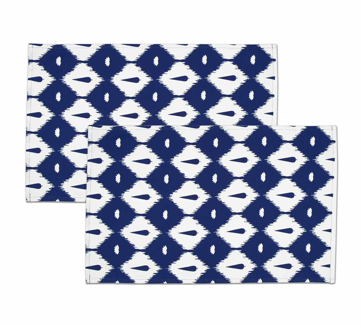 India Circus Conifer Symmetry Kitchen Towel