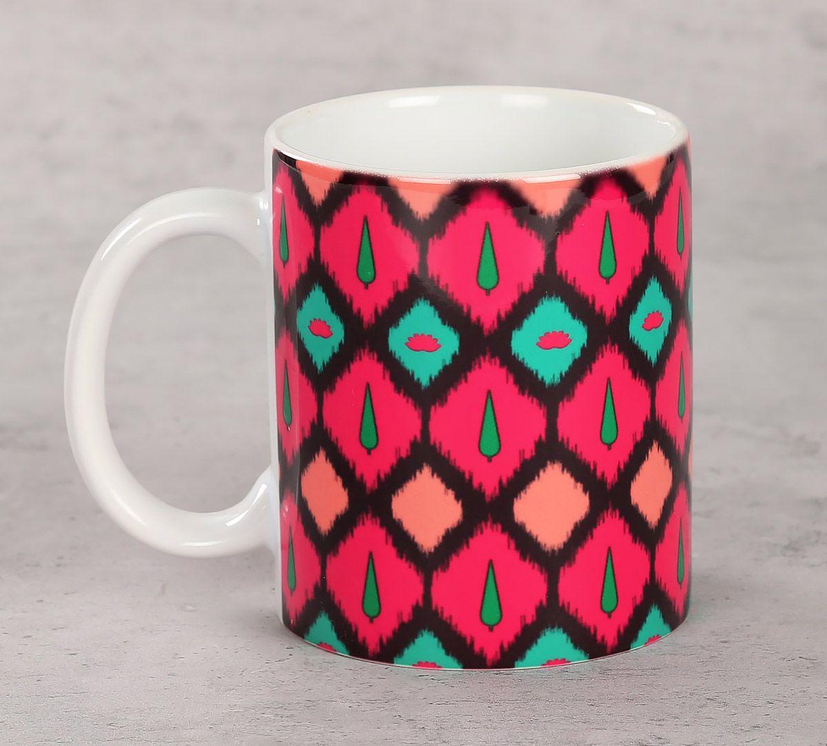 India Circus Conifer Symmetry Mug
