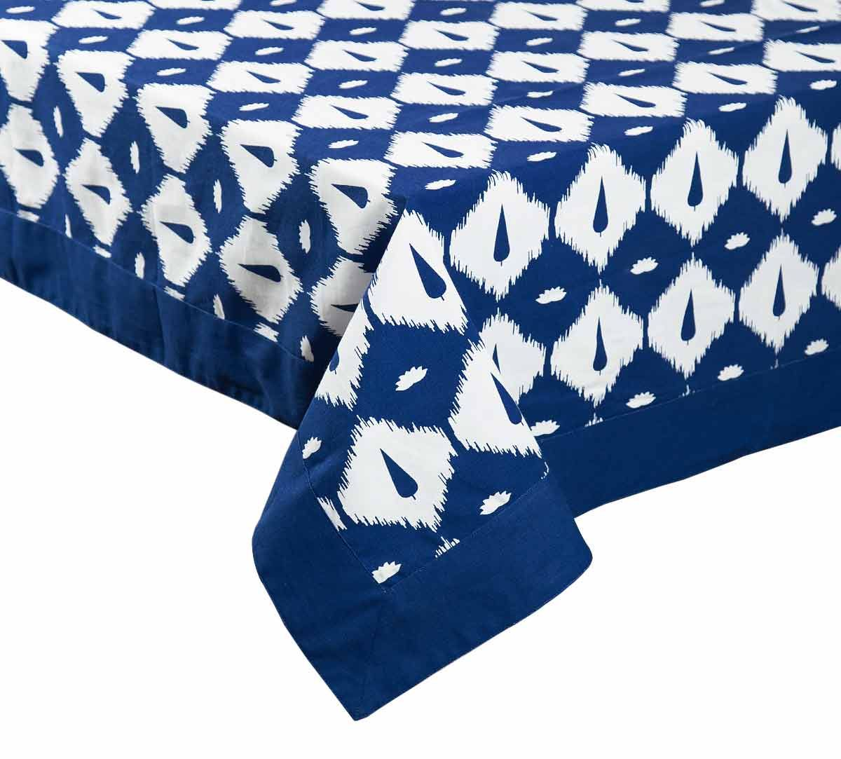 India Circus Conifer Symmetry Table Cloth