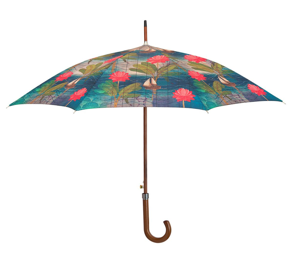 India Circus Cosmic Sail Umbrella