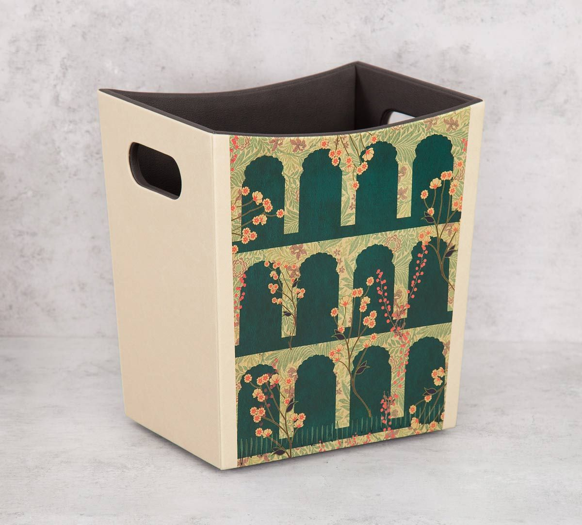 India Circus Cypress Vines Storage Bin