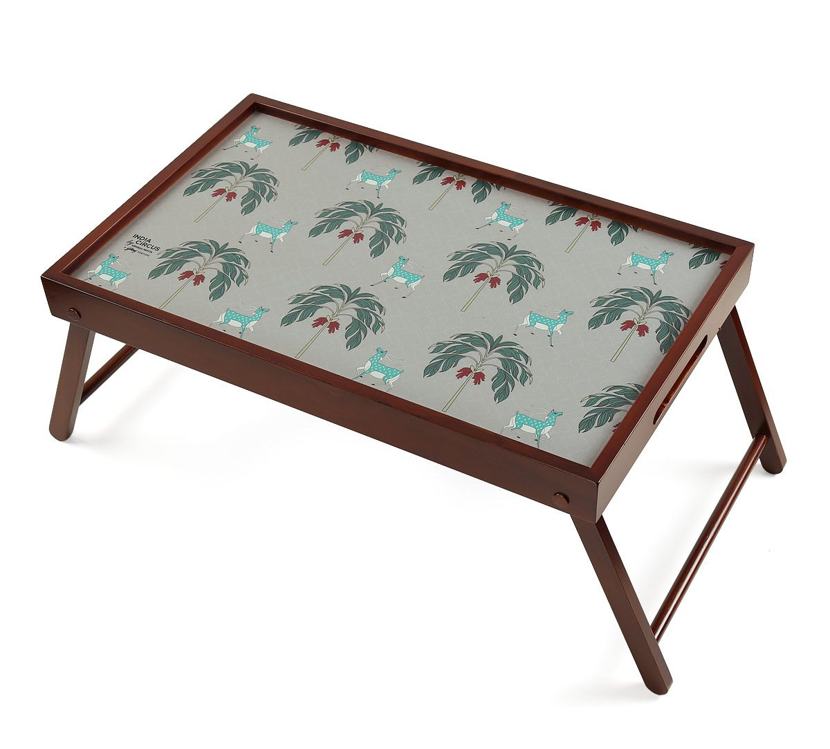 India Circus Deer Park Breakfast Tray