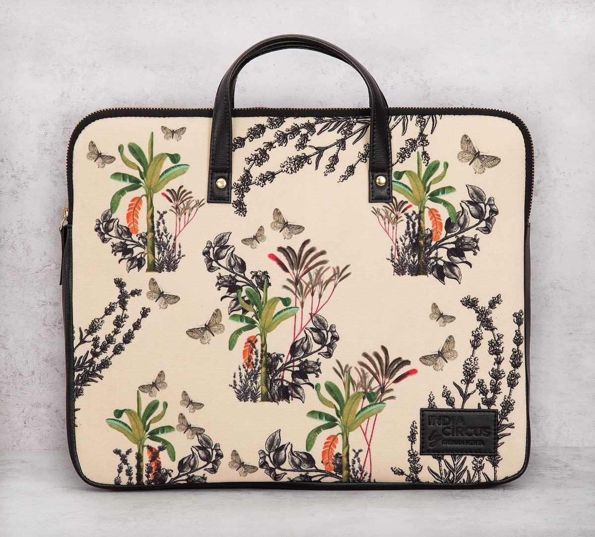 India Circus Desert Plants Laptop Bag
