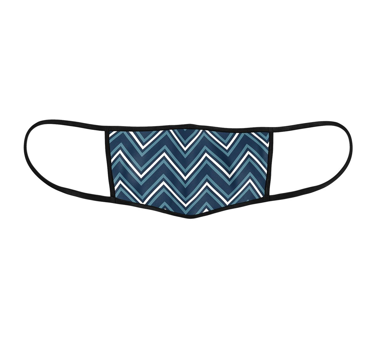 India Circus Design Assembly Protective Face Mask