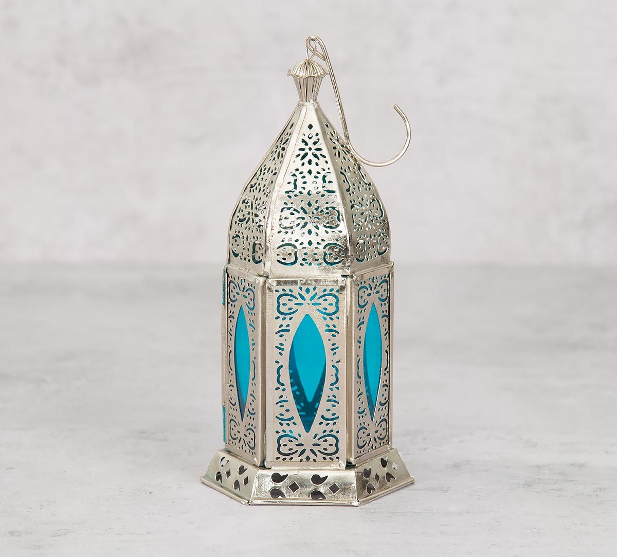 India Circus Dome Window Candle Lantern