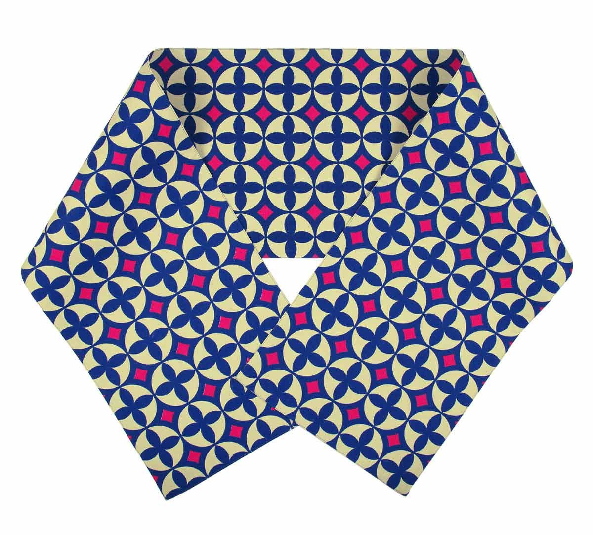 India Circus Elixir of Geometry Bed and Table Runner