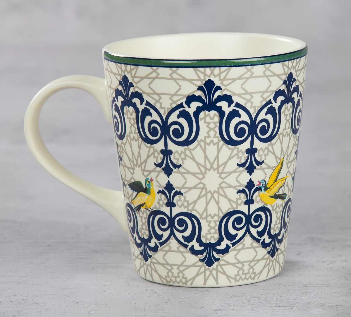 India Circus Flight of Birds Coffee Mug