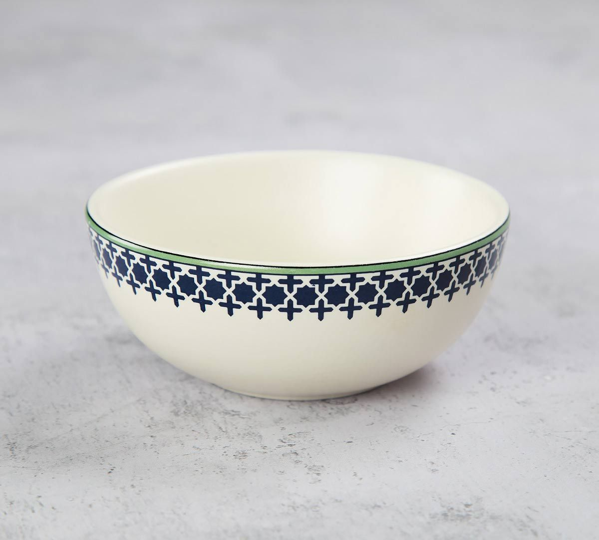 India Circus Flight of Birds Katori Bowl