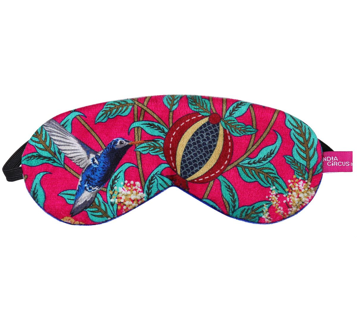 India Circus Flights of Vivers Eye Mask