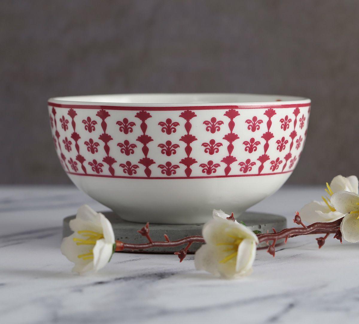 India Circus Floral Fountain Katori Bowl