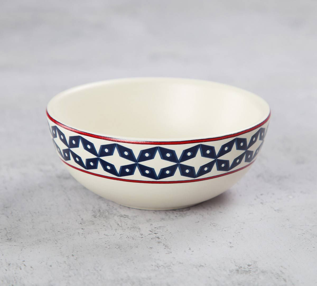 India Circus Flowers and Ferns Katori Bowl