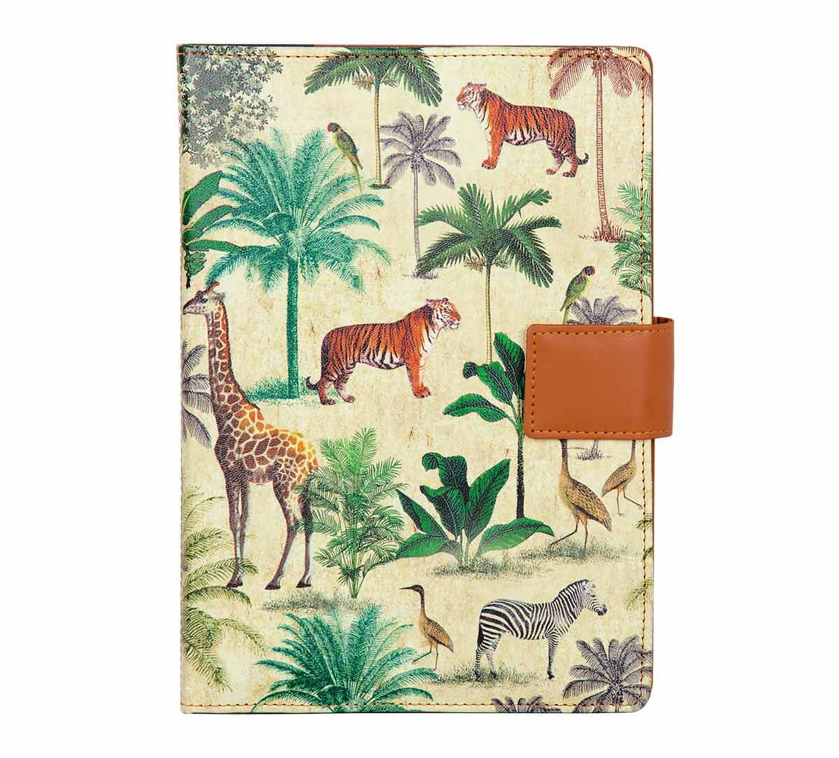 India Circus Forest Dominion Notebook Planner