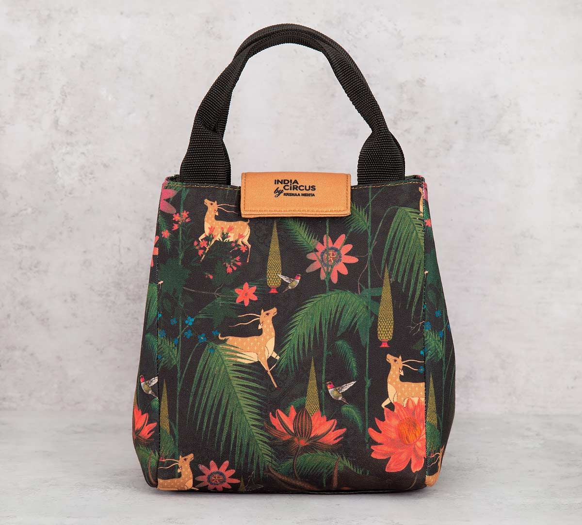 India Circus Forest Fetish Lunch Bag
