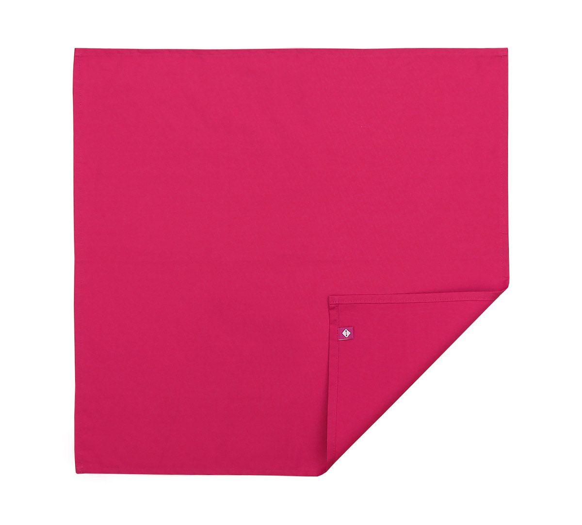 674c0e393dfdb India Circus Fuchsia Blush Table Napkin Set of 6. Tap to expand