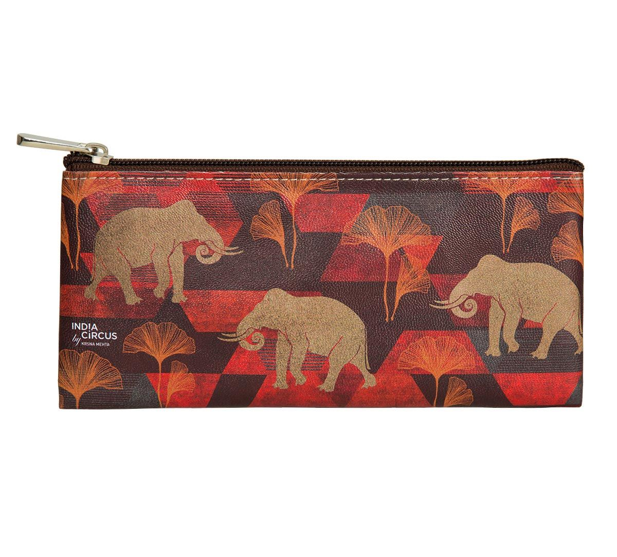 India Circus Gallant Tusker Small Utility Pouch