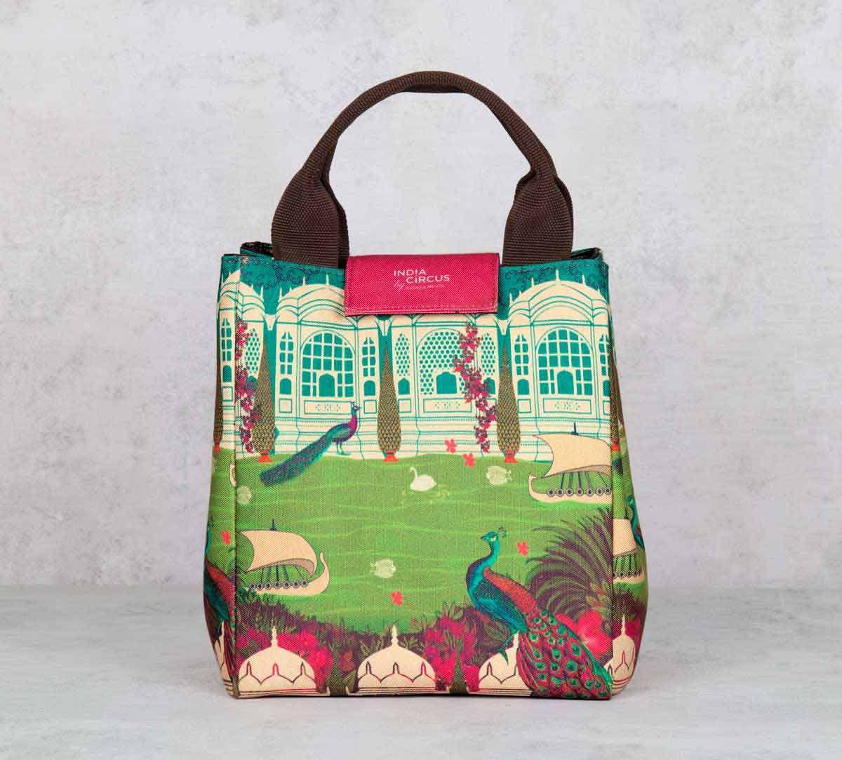 India Circus Garden of ascendancy Lunch Bag