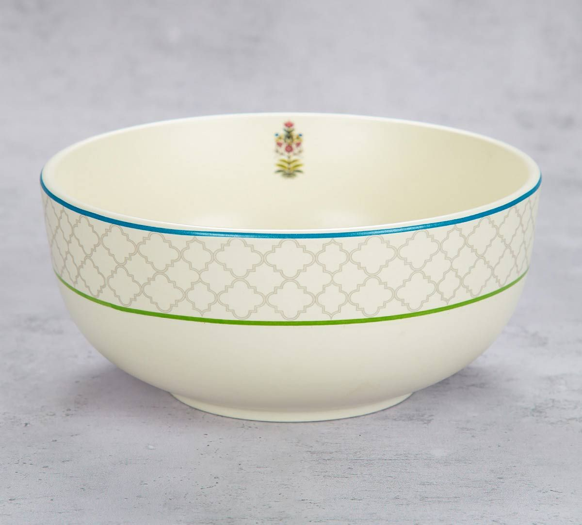 India Circus Garden of Eva Serving Bowl