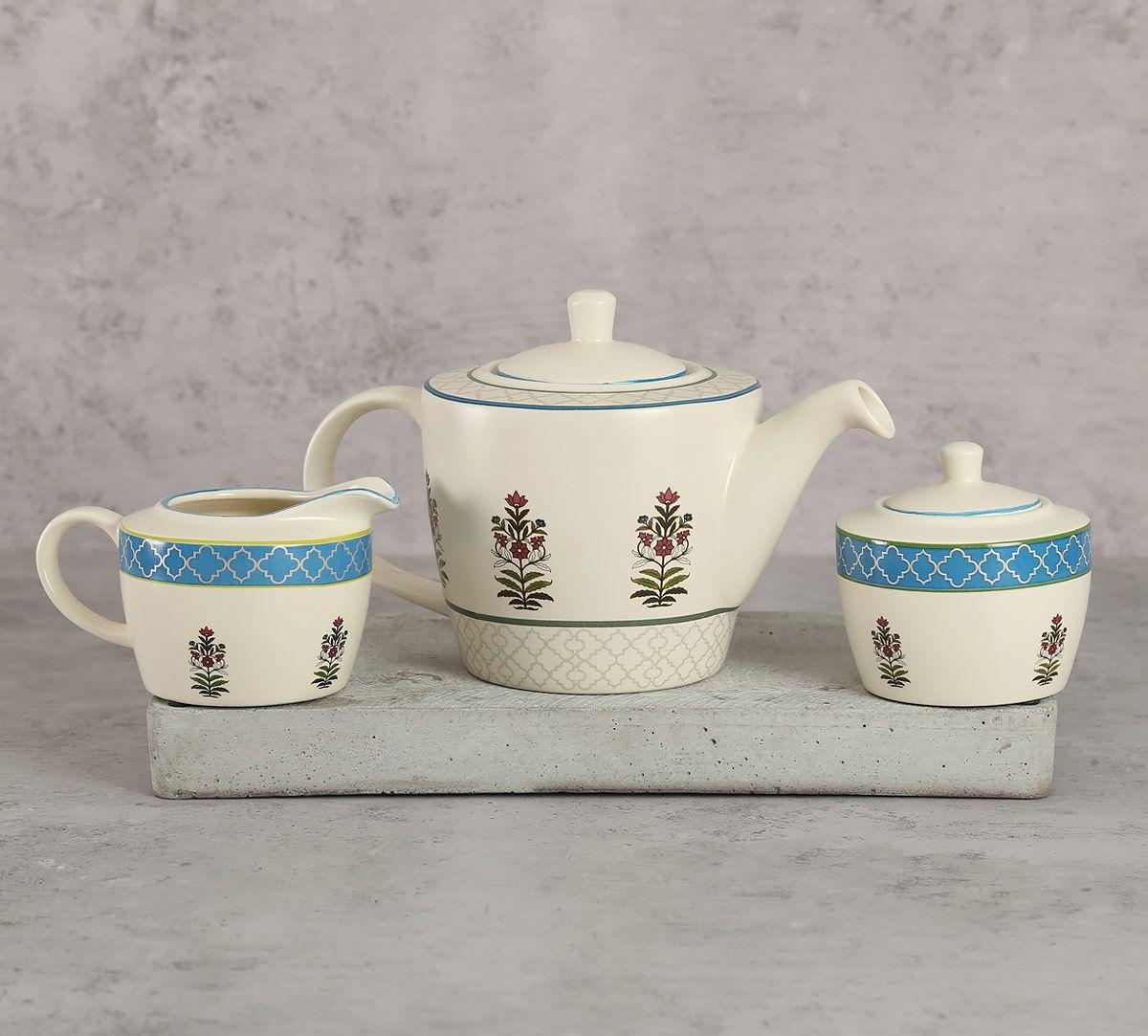 India Circus Garden of Eva Tea Set