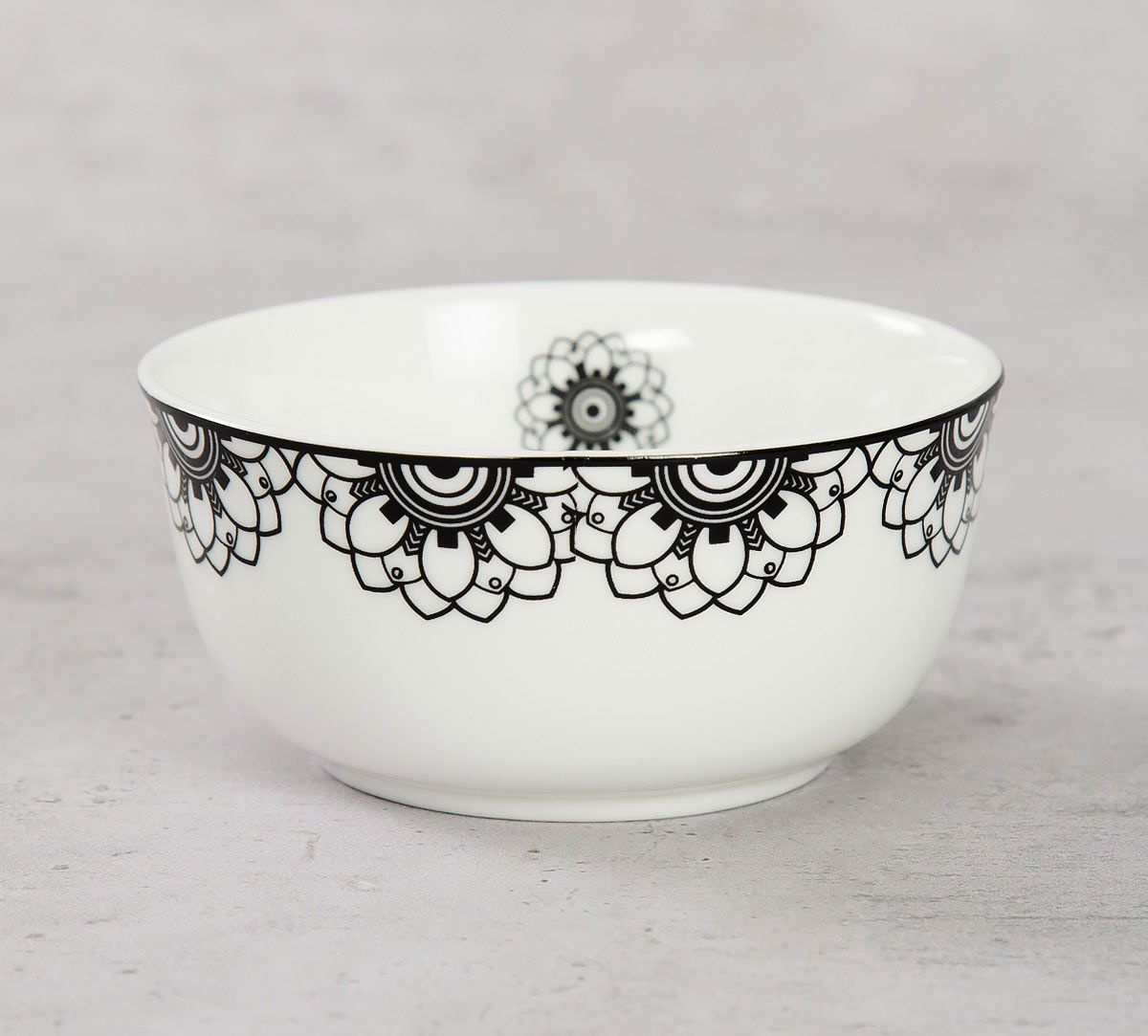 India Circus Geometrical Tara Katori Bowl