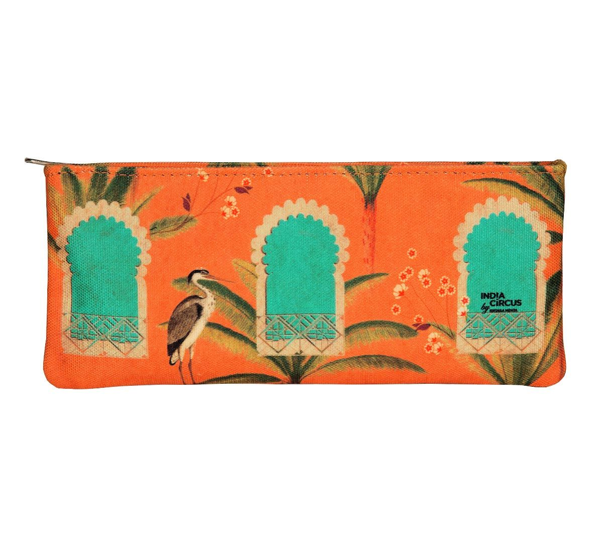 India Circus Heron's Palace Small Utility Pouch