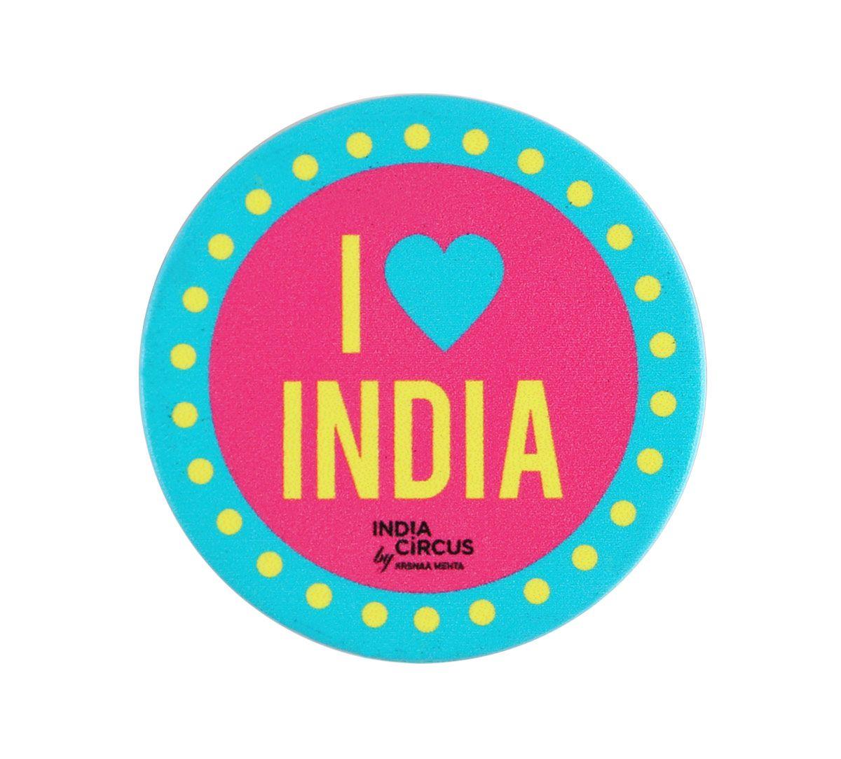 India Circus I Heart India Popsocket