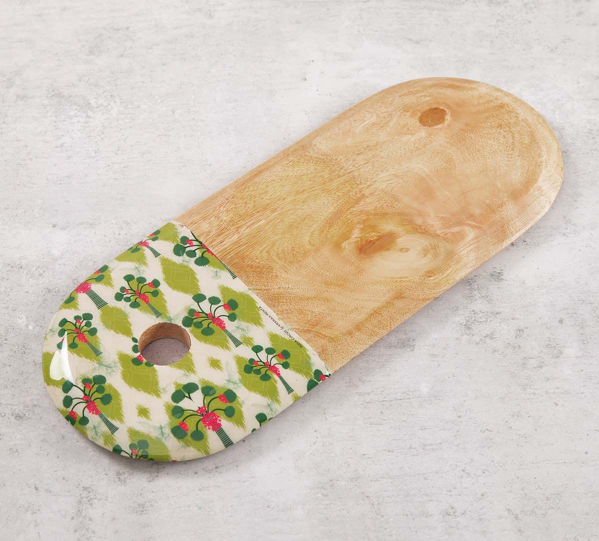 India Circus Invisible Butterflies Cheese/Chopping Board