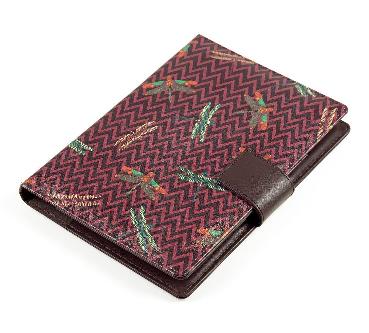 India Circus Jam Chevron Butterflies Notebook Planner