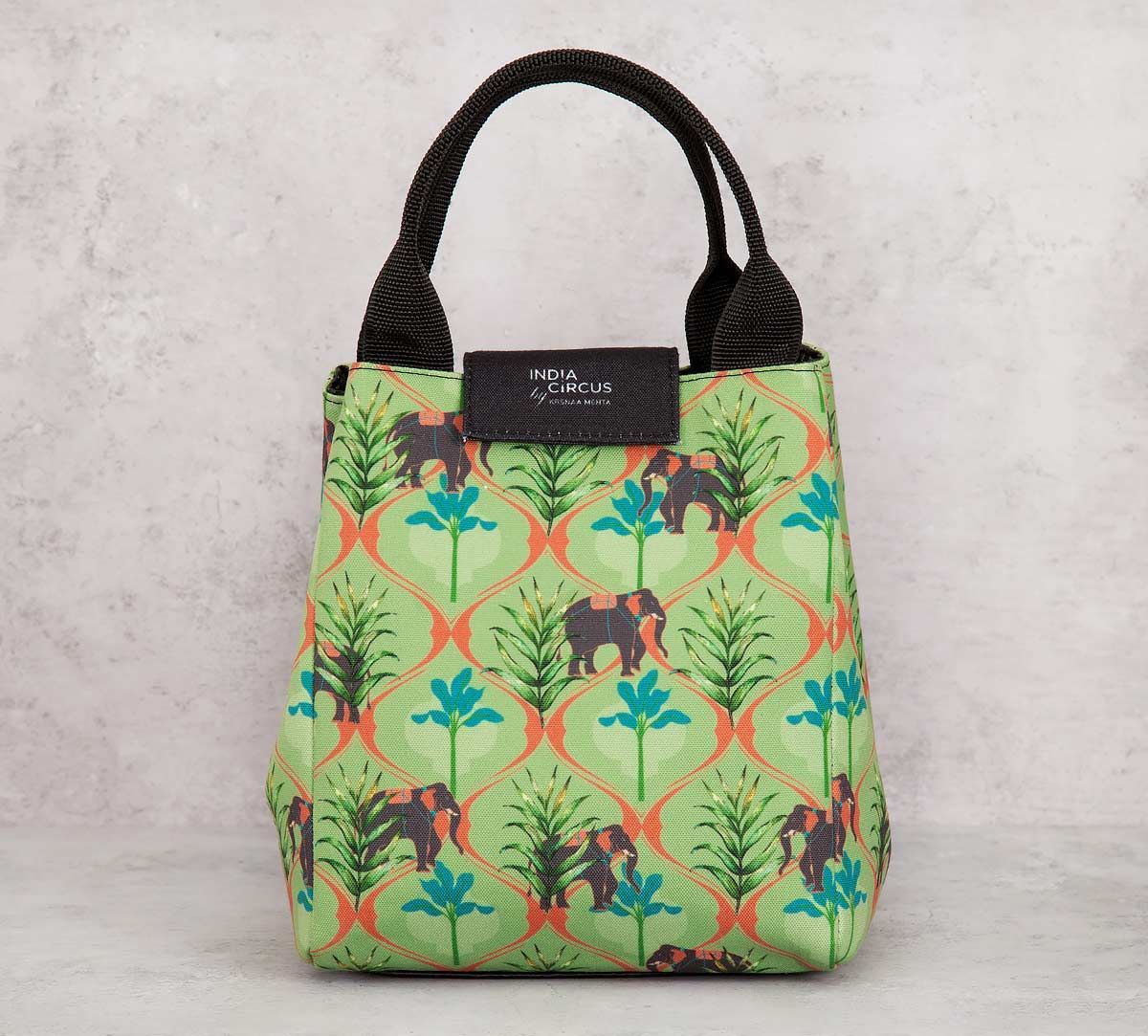 India Circus Jungle Safari Lunch Bag