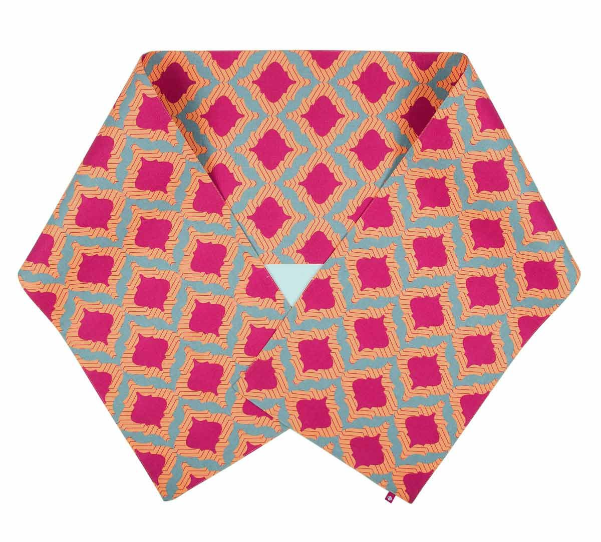 India Circus Lattice Practice Bed and Table Runner
