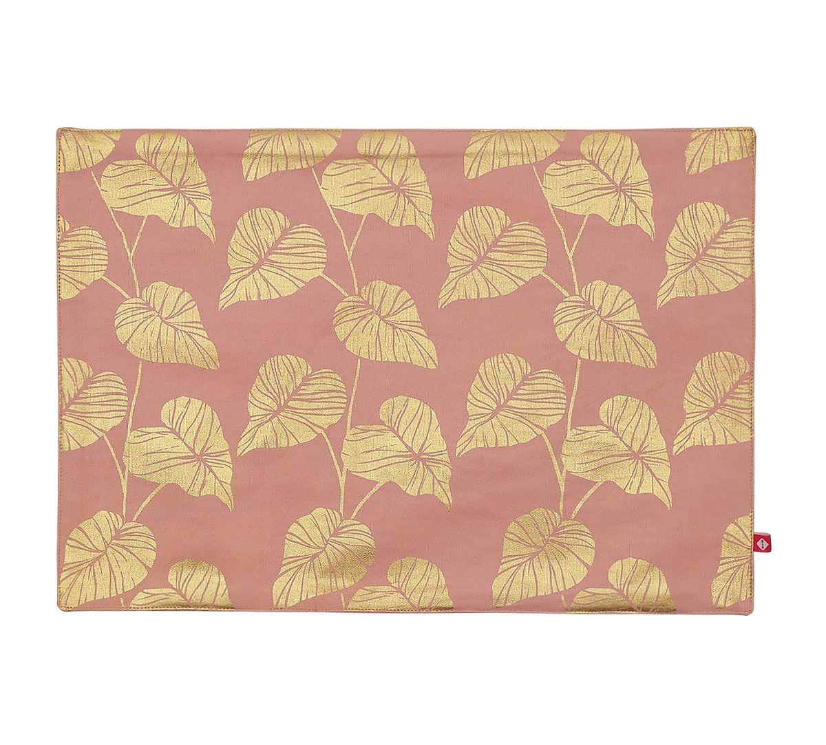 India Circus Leaf Creeper Table Mat