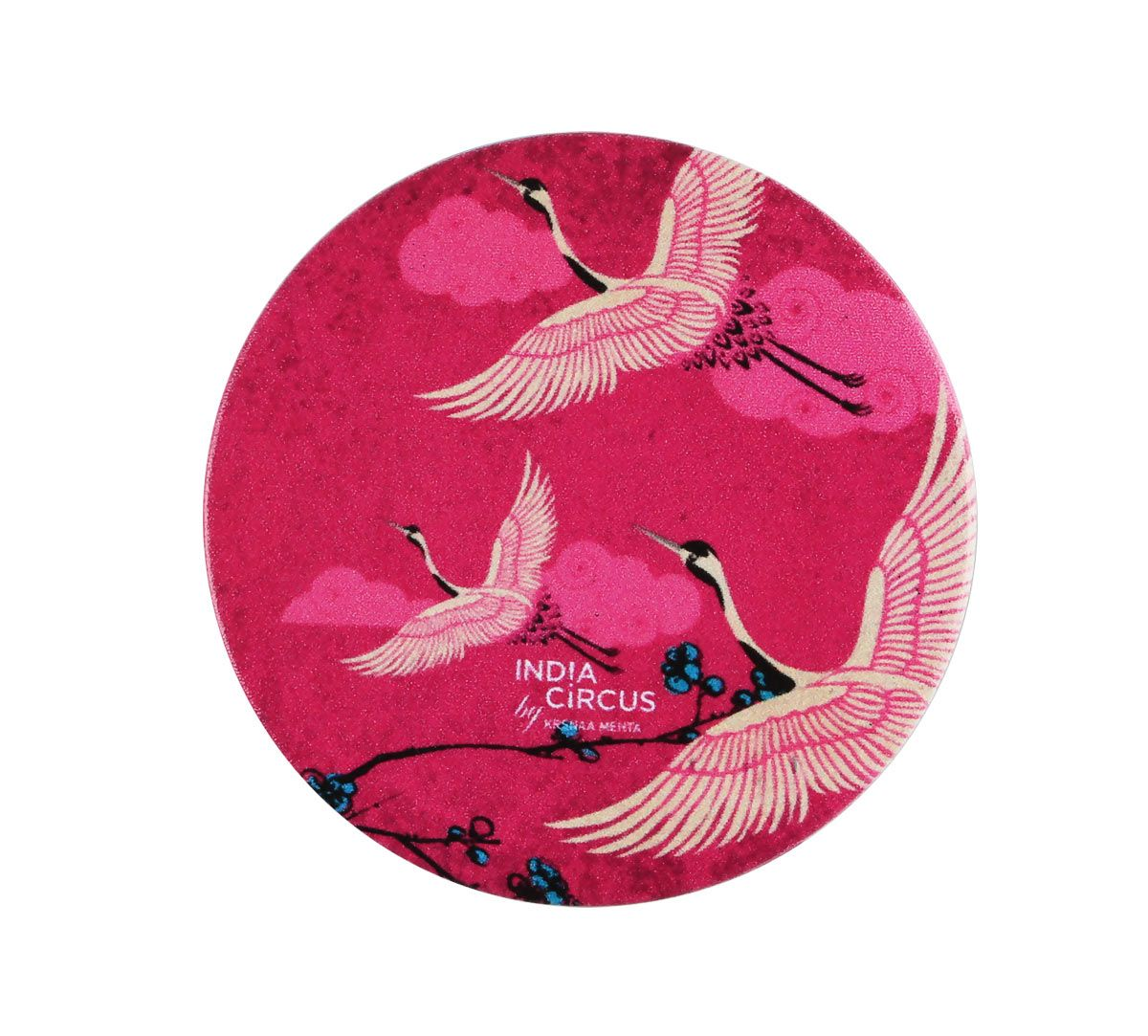 India Circus Legend of the Cranes Popsocket