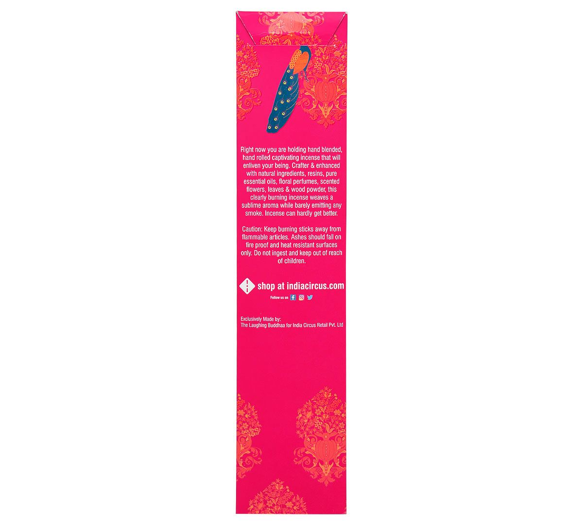 India Circus Lotus Serenity Incense Stick