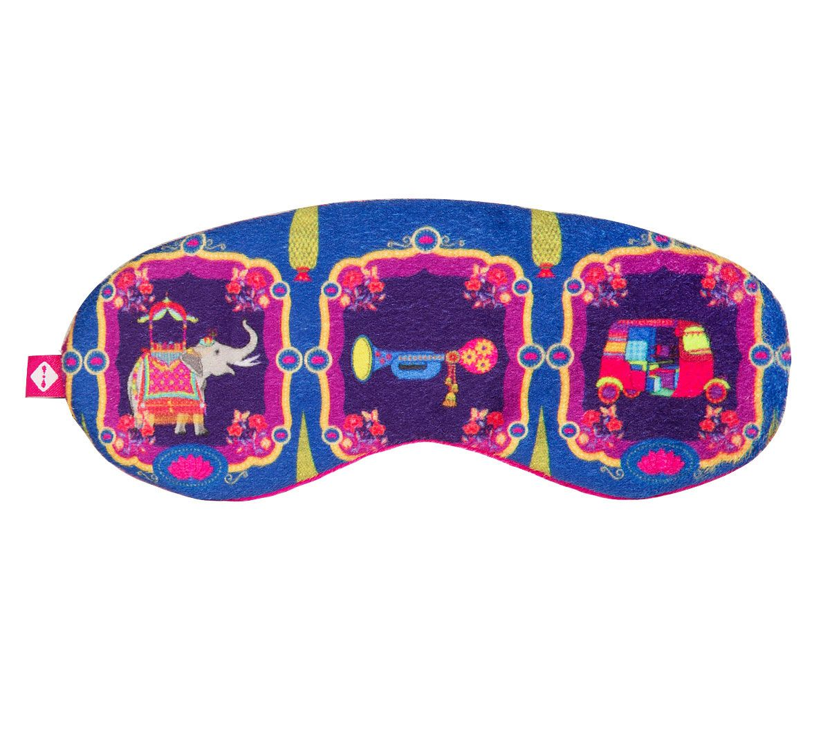 India Circus Magical Window Eye Mask