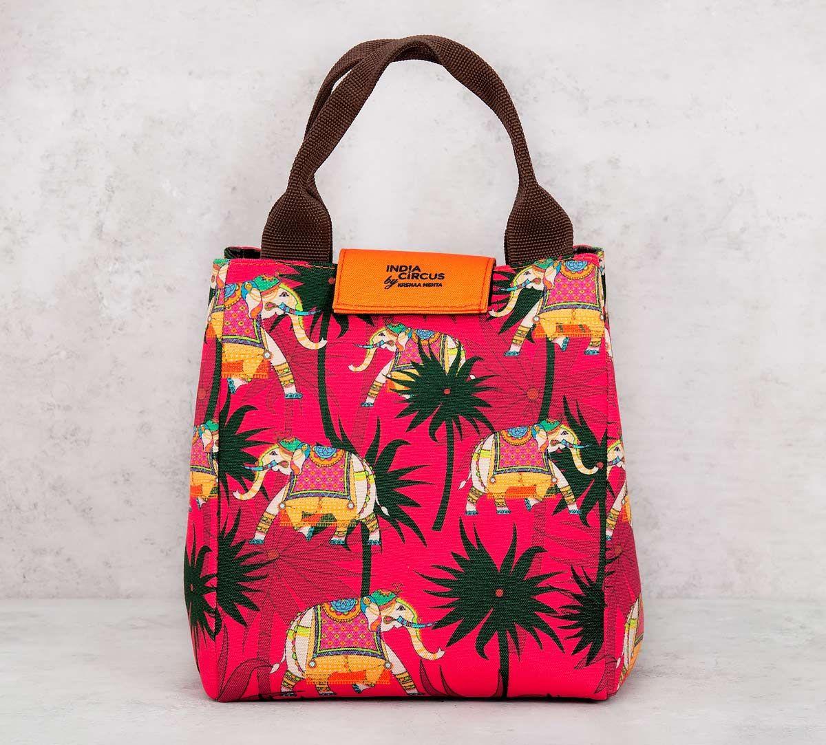 India Circus Mastodon's Junket Lunch Bag