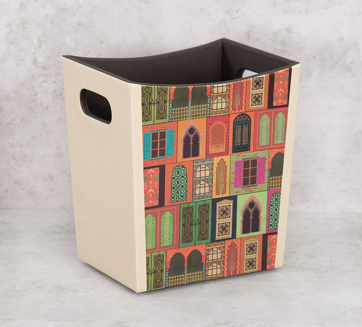 India Circus Mughal Doors Reiteration Storage Bin