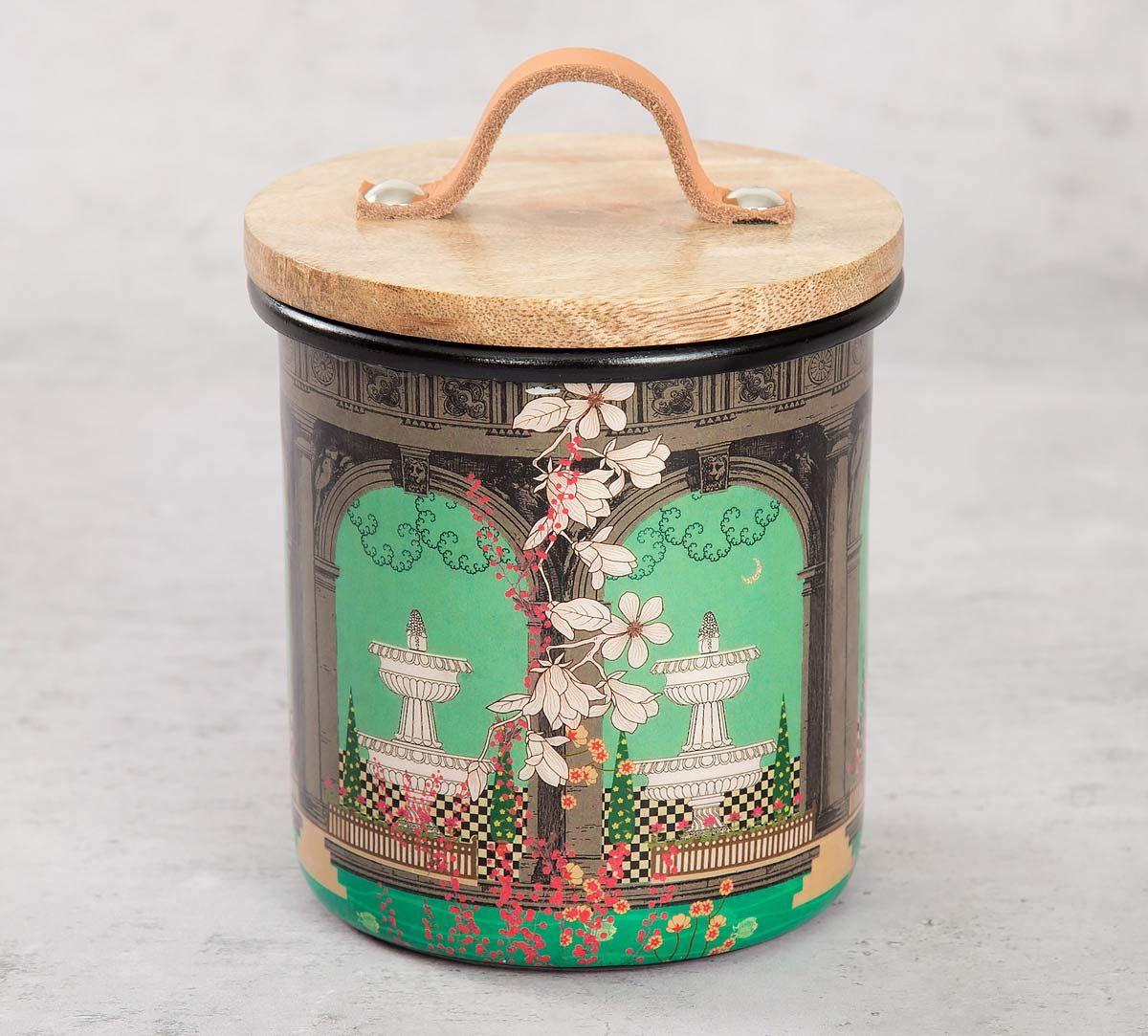 India Circus Mughal Raazmataz Cookie Jar