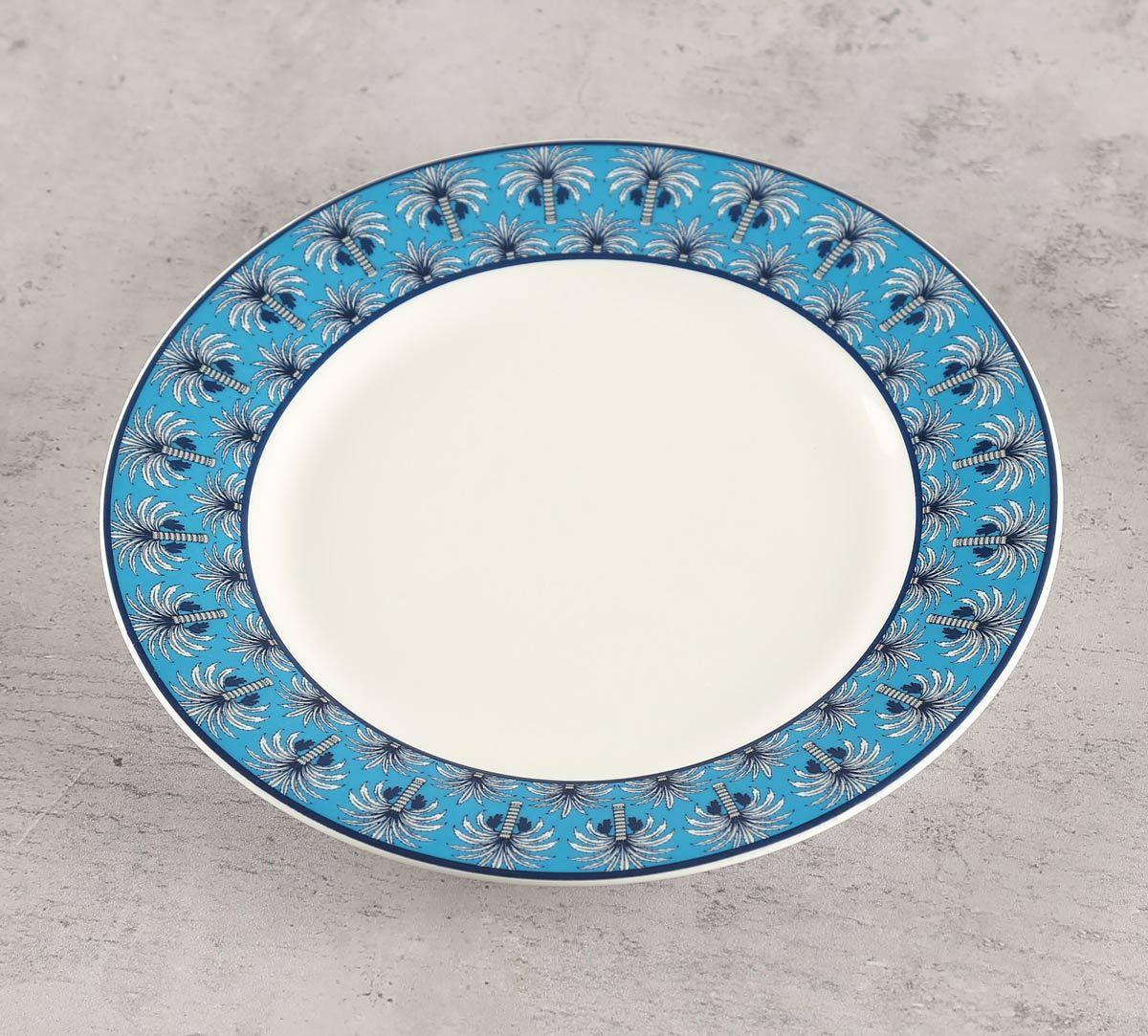 India Circus Mystical Garden Quarter Plate