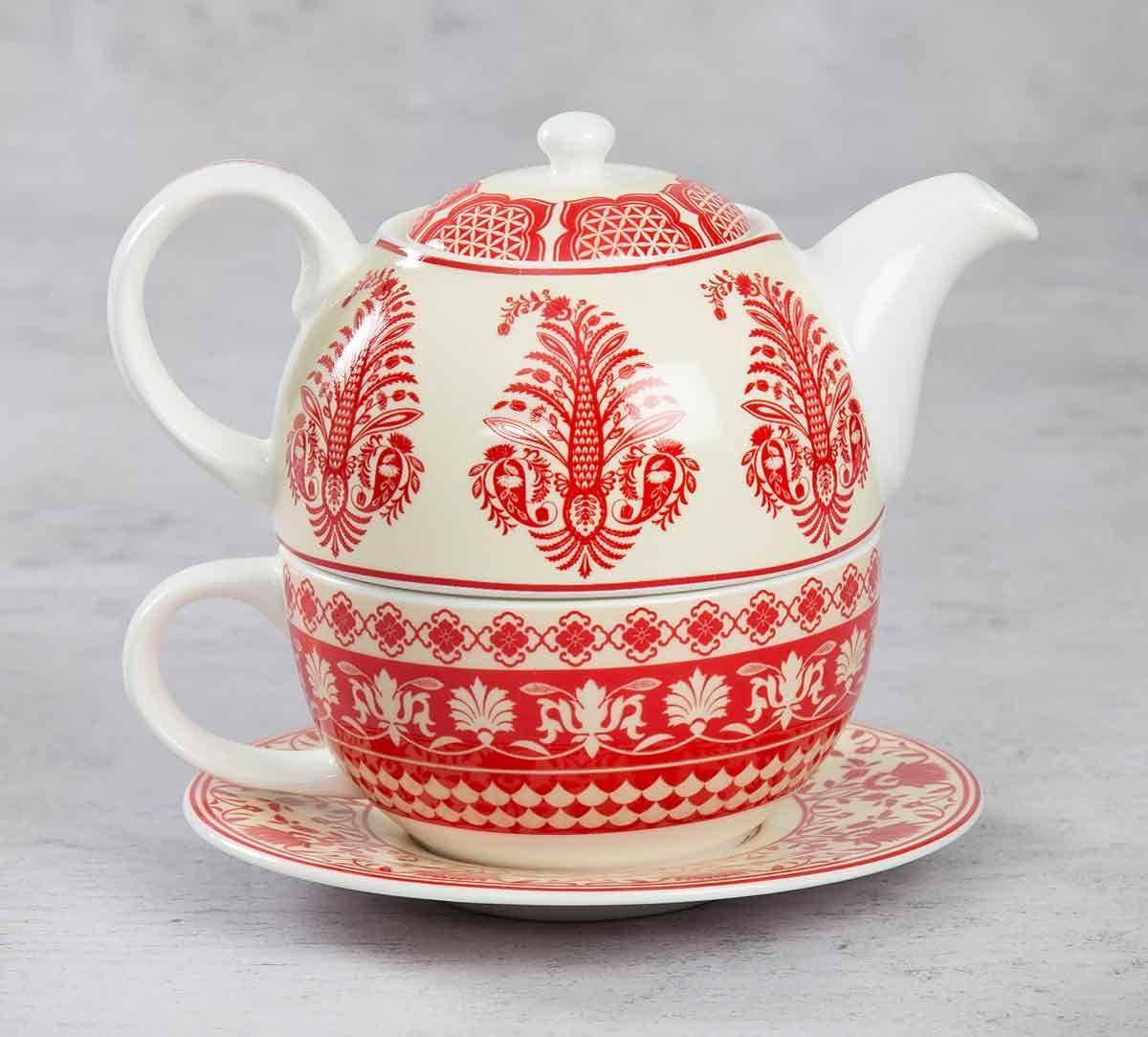 India Circus Mystique Flower Ambush Tea for One