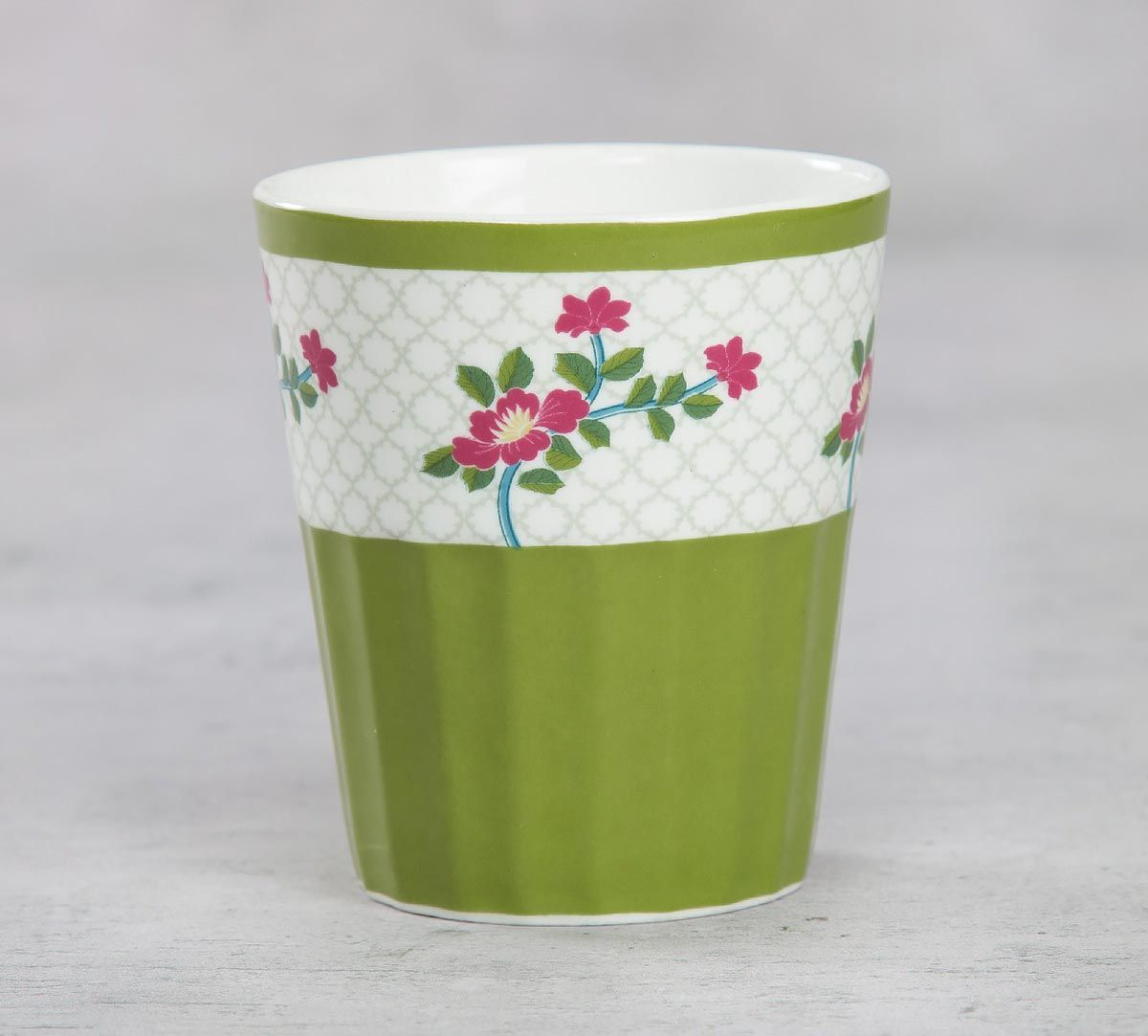 India Circus Natures Essence Paradise Chai Glass
