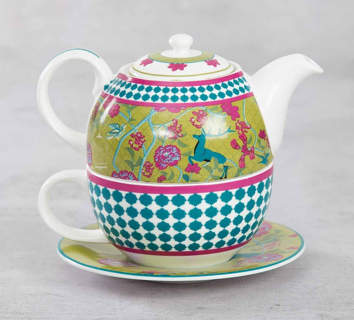 Buy elegant teapot sets online on India Circus
