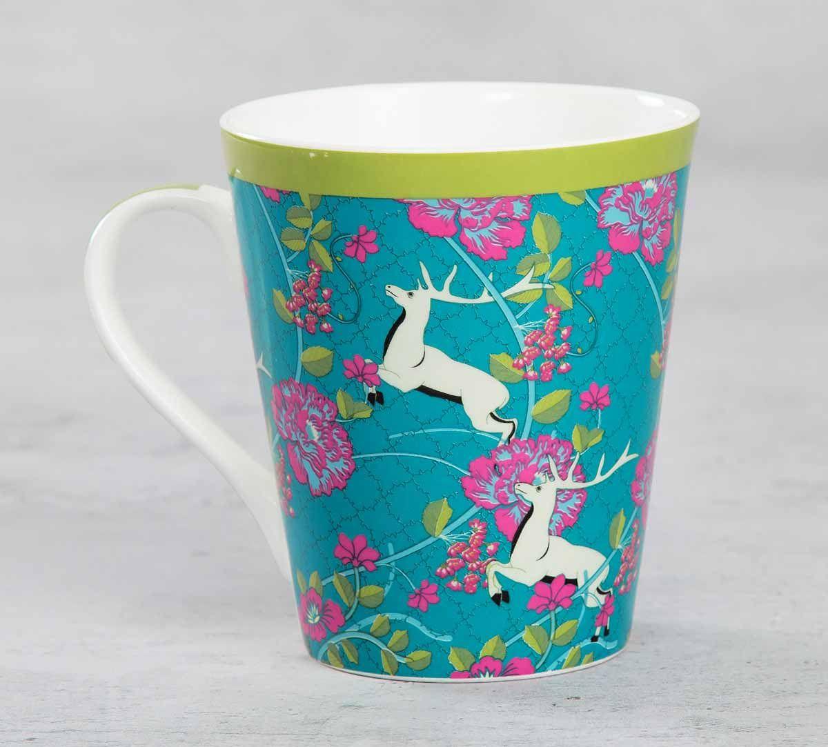 India Circus Natures Essence Paradise Zing Mug