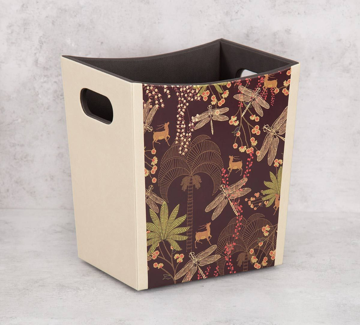 India Circus Palmeria Bloomer Storage Bin