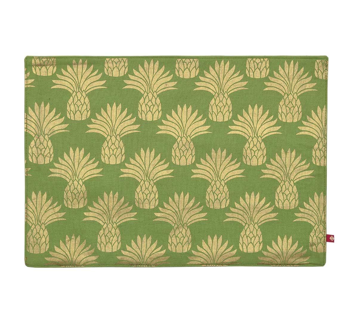India Circus Pineapple Table Mat