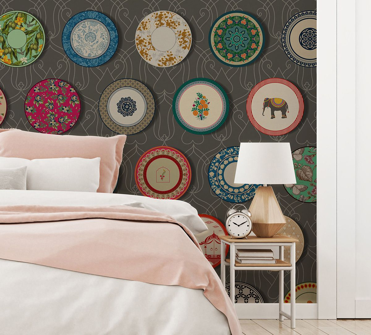 Contemporary Wallpaper For Walls At Affordable Price