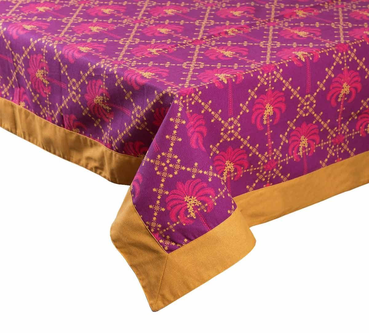 India Circus Poly Palmeira Table Cloth